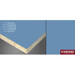 Płyta laminowana 2800x2070mm U 121 PE - Niebieski jasny