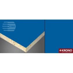 Płyta laminowana 2800x2070mm U 125 PE - Niebieski