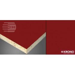 Płyta laminowana 2800x2070mm U 2656 PE - Bordowy