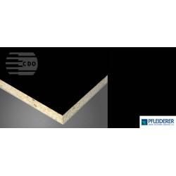 Płyta laminowana 2800x2070mm Czarny-U-2200
