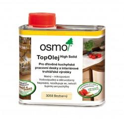 Osmo 3058 0,5l - Matowy Top-Olej do blatów kuchennych