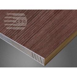 Płyta stolarska 2440x1220mm w okleinie DĄB BRĄZOWO SREBRNY DABRS-Y06 CDO