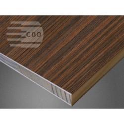 Płyta stolarska 2440x1220mm w okleinie HEBAN PIANO HEPI-Y31 CDO